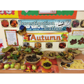 Look out our beautiful display! Well done Year One
