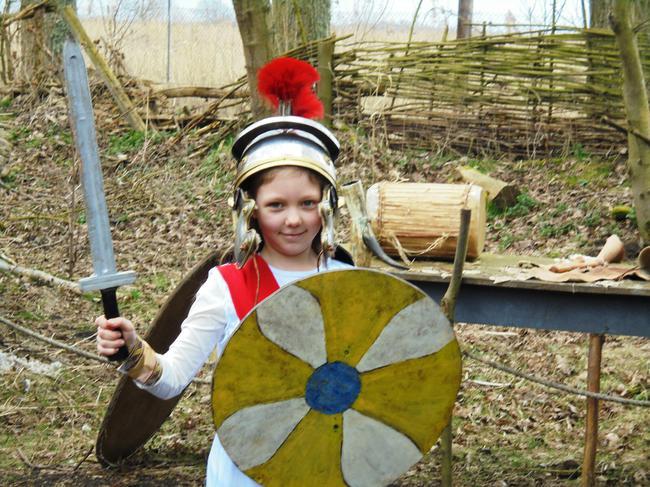 Fierce like Boudicaa!