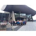 All ready for our visit to the Lowry Art Gallery