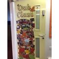 Classroom Door (Indoor)