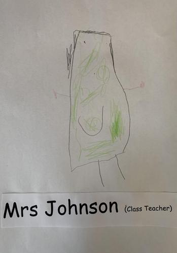 Mrs. Johnson - Class Teacher