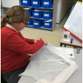 JSB Learning about Forces - Making Parachutes