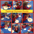 Reception Learnt all about China