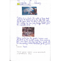 Improving writing using Ancient Greece as stimulus