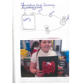 Casey - Making pictures with bulbs and motors
