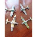 Airfix models WW2 planes