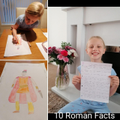 Ivy and her soldier and 10 Roman facts