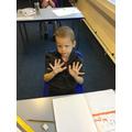 Milosz has dirty hands