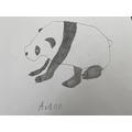 Aiden's panda