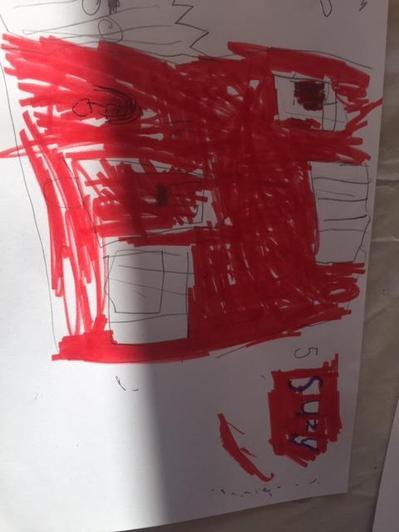 Suzy's house design.