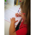 More phonic work from Mia.