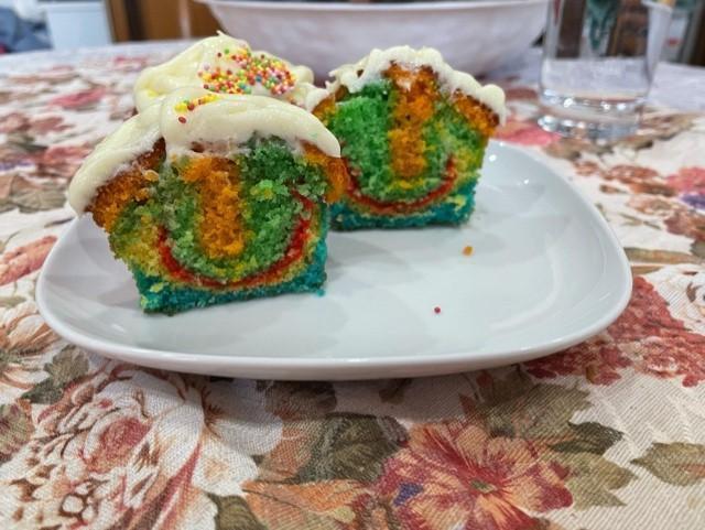 Martin's cupcakes!