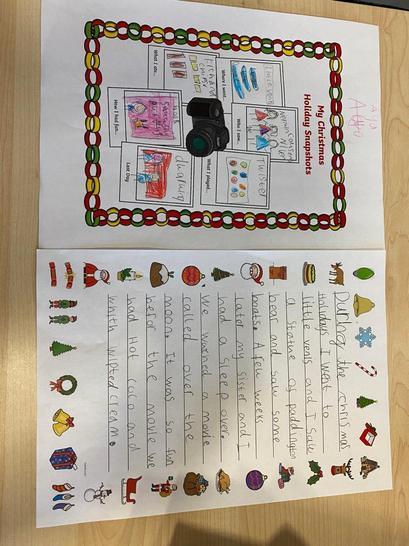 Aya - Christmas recount