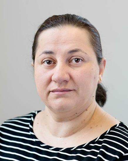 Marija Burgarinovska