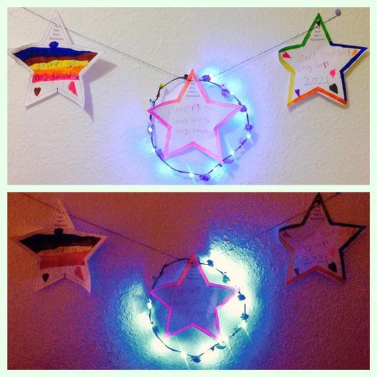 Lujien - resolution stars