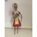 Barbie got a new outfit