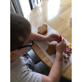 Designing some gingerbread men