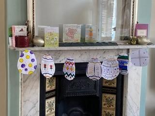 Some wonderful Easter bunting
