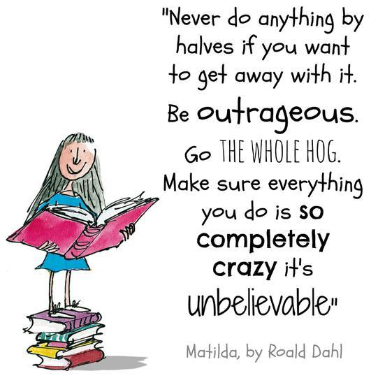 We've discovered how Matilda plays tricks!