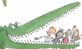 picture of Roald Dahl's Enormous Crocodile