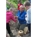 Learning outdoor skills  with Mr Vigor