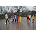 Football with Mr Wendon & Mr Sleeman