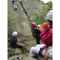 group 1 rock climbing