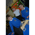Nearly finished our bridge