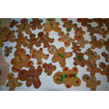 3C ginger bread men