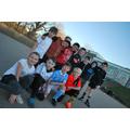Football with Mr Hamilton & Mr Vigor