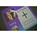 Ash Wednesday Assembly led by Reverend Elaine