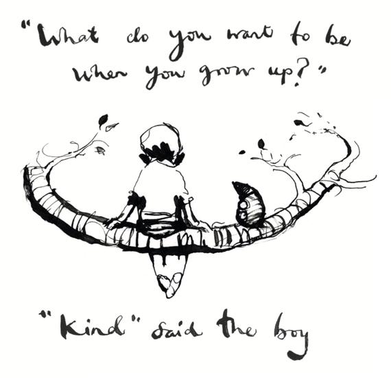 The Boy, the Horse and the Mole, Charlie Mackesy