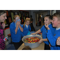 apple bobbing year 6