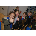 thumbs up from year 1