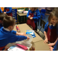 Making Rocky Road with Miss Cotgreave
