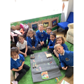 Making story maps for well known fairy tales