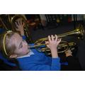 Brass Club with Mr Scott