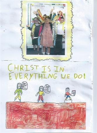 Christ in Everything we do
