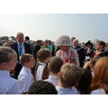 Our pupils meet Royalty!