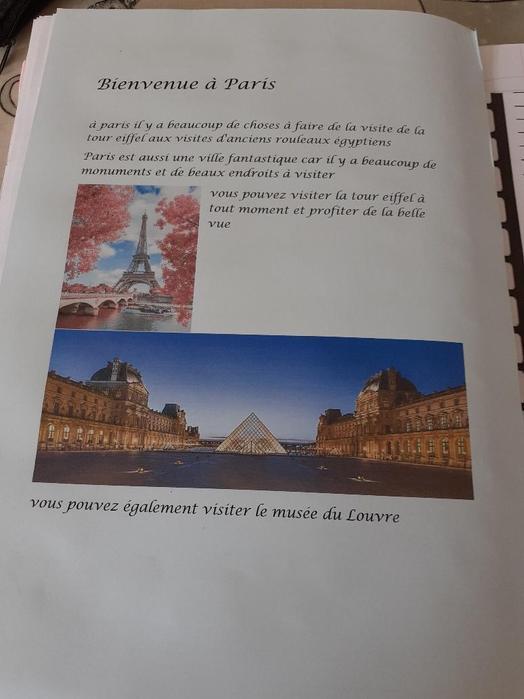 Abigail's Paris Flyer