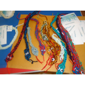 Year 2's finger snakes