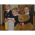 Reception's Adopt a Teddy for £2 initiative