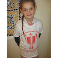 Morgan, Year 3 - Dance Festival Finalist