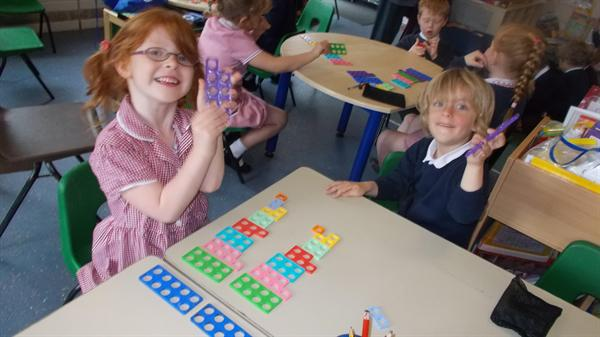 Working with numicon