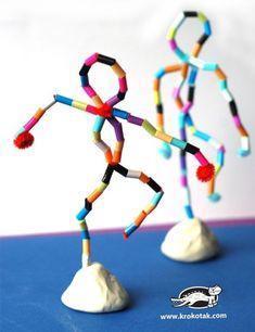 Figure sculptures