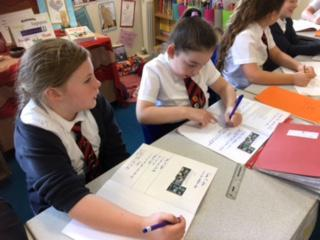 Writing 'Freedom' poetry on National poetry day