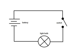 Circuit with a switch