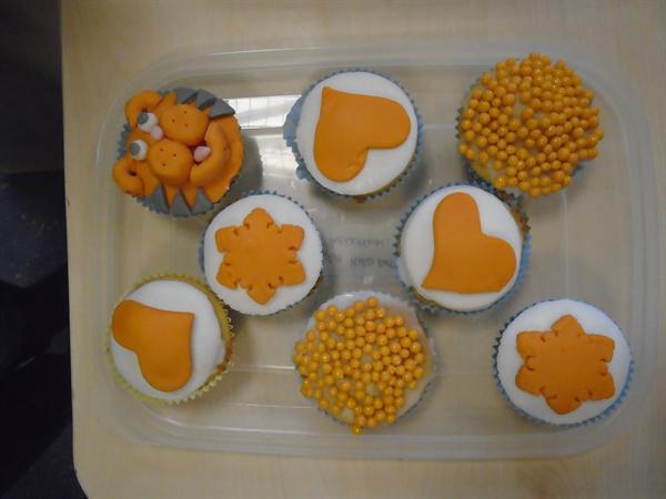 Go Orange for Muscular Dystrophy