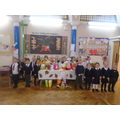 Reception's Teddy Stall