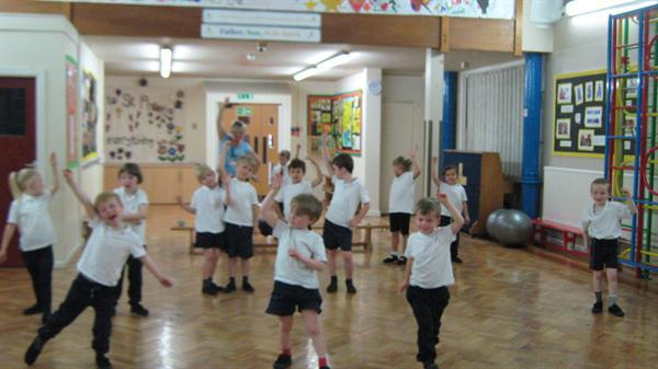 Toy story dance
